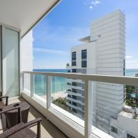Studio at Sorrento Residences- FontaineBleau Miami Beach home