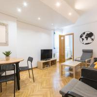 Apartamento ideal para viajes de placer y negocios en Madrid