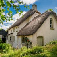 Weeke Brook - Quintessential thatched luxury Devon cottage