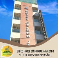 Hotel Golden JK, hotel in Muriaé