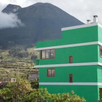 Green House Araque Inn By Rotamundos, hotel em Otavalo