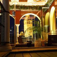 Palacio Pinello, hotel en Centro histórico de Sevilla, Sevilla