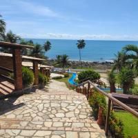 Pousada Enseada do Sol, hotel em Jacumã