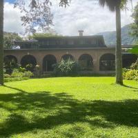 Hotel Hacienda Cafetalera Lindo, hotel in Cachí