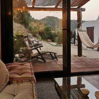 Naturaleza y Arte en la Casa del Molino, hotel en Genalguacil
