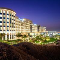 Crowne Plaza Muscat OCEC, an IHG hotel, hotel in Muscat