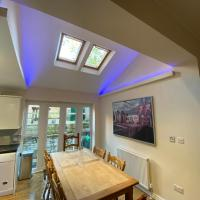 5 Double Bed House in the Centre of Durham