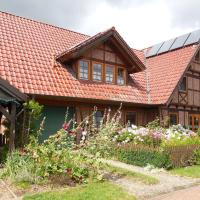 Ferienwohnung Kribitz Hodenhagen, Hotel in Hodenhagen