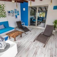 Bungalow Gran Alacant con piscina - Sueño Azul-