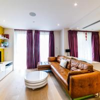 Central Ave Stunning Two Bedrooms Apt in a Secure Riverside Development