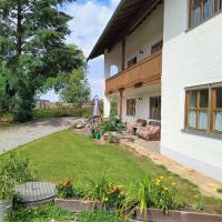 Ferienhof Kräuterreich, hotel in Schönau
