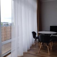 Brand new studio appartament near Riga airport