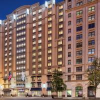Hilton Garden Inn Washington DC Downtown, отель в Вашингтоне