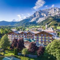 Hotel Matschner, hotel in Ramsau am Dachstein