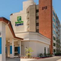 Holiday Inn Express Fullerton-Anaheim, an IHG Hotel, hotel in Fullerton