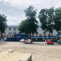 Гостиница Родничок, отель в городе Заосередные Сады