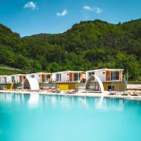 Family Wellness Camping al Sole, hotell i Molina di Ledro
