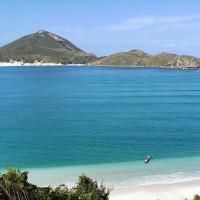 Apart-Hotel Golden Lake 2, hotel em Arraial do Cabo