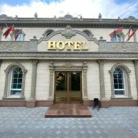 Hotel Astam, hotel in Kostanay