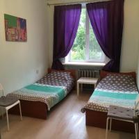 апартаменты на Октябрьской 1-13, отель в Беломорске