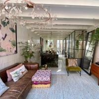 Great design apartment in the jordaan