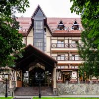 Edelweiss, готель у місті Яремче