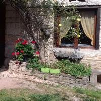 petite maison au paradis, hôtel à La Neuvelle-lès-Scey