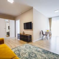 Light and Color at West Residence, hotel near Oradea International Airport - OMR, Oradea