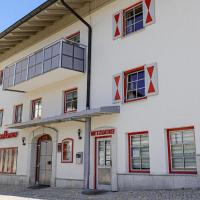 Burggasthof Hauptmann, hotel in Kollnburg