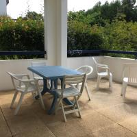 La Pommeraie Coquet appartement avec terrasse et parking Plage a 5min