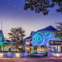 Oxville Hotel, hotel in Padang