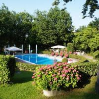 Park Hotel Fantoni, hotell i Tabiano