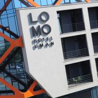 LOMO Hotel Uman, отель в Умане