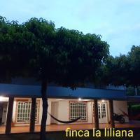 Finca la liliana, hotel en Villavicencio
