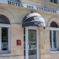 Hôtel des Voyageurs Centre Bastide, hotel in Bordeaux