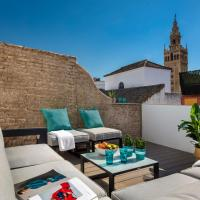 Abades Gallery House, Lux House with Jacuzzi with Cathedral views