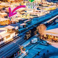 Hotel Creel, hotel en Creel
