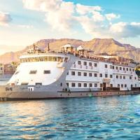 Champollion II Nile cruise, hotel near Luxor International Airport - LXR, Luxor
