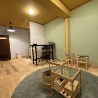 mooi guesthouse, hotel in Aizuwakamatsu