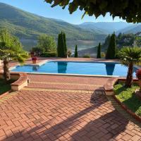 Villa Princess Tikvesh Lake, hotel em Kavadarci