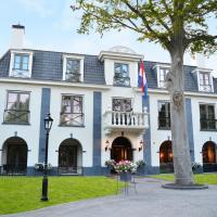 Fletcher Strandhotel Haamstede, hotel in Burgh Haamstede