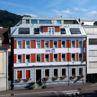 Hotel Garni Bodensee, hotel in Bregenz