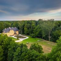 Zamek Bożejów – hotel w mieście Kluczbork