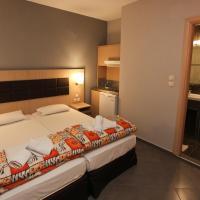 Mironi & Victoria Hotel: Limenas'ta bir otel