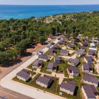 Mediteran kamp Mobile Homes in Camping Park Umag