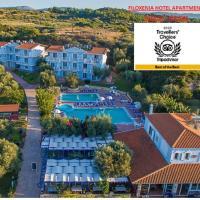 Filoxenia Apartments & Studios, hotel in Theologos