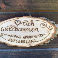 Alpine Appartments Ausseerland, hotel in Bad Aussee