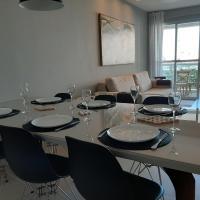 Adorável Apartamento com duas suites