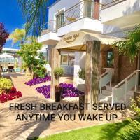 Paradice Hotel Luxury Suites, hotel in Stavros