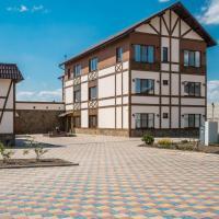 Vodogray, готель у Запоріжжі
